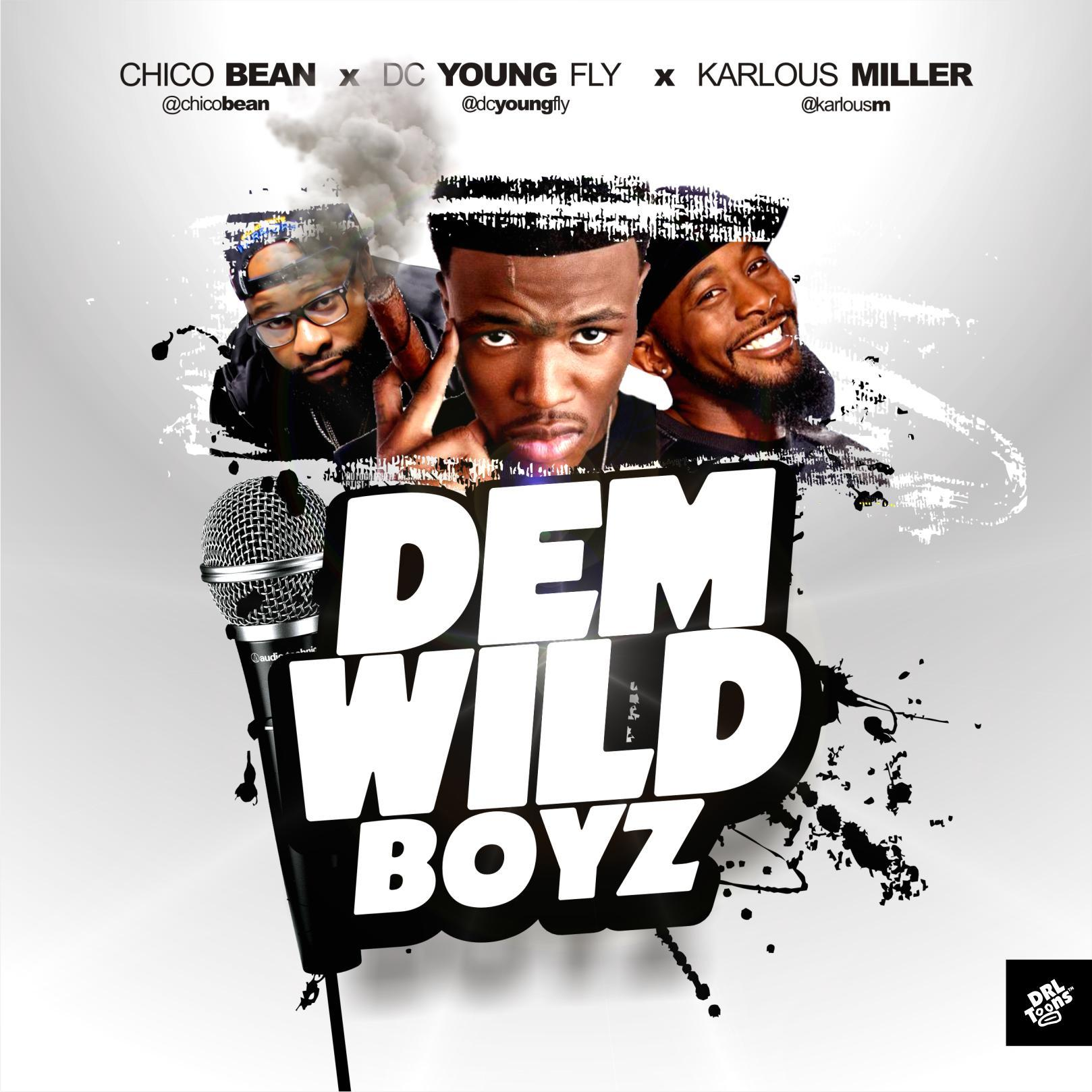 Innovative Comedy :: Dem Wild Boyz